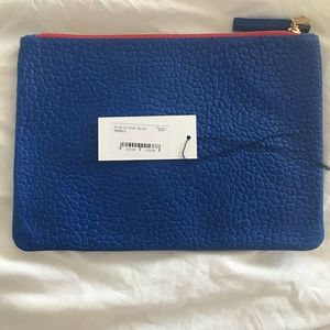 Clare V Flat Pebble Clutch